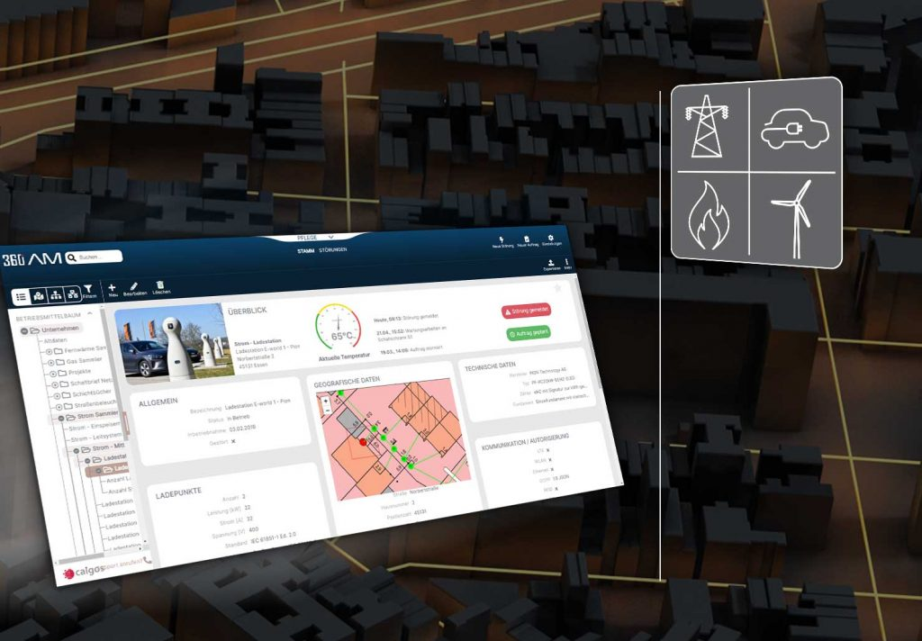 360° Asset Management and GEO-IT